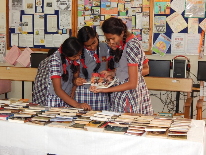 National Book Week Celebrated From 14-20 Nov. 2016